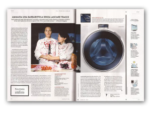 Wired | Baciami in Cucina