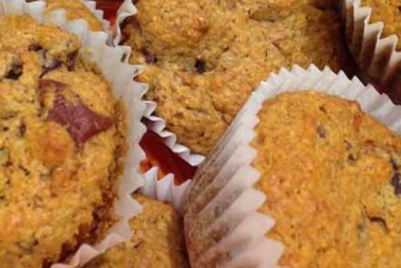Muffin Integrali ai Cereali | Baciami